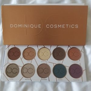 Dominique Cosmetic eyeshadow palette